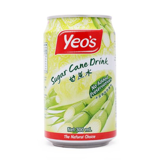 Picture of Yeo's Can Sugar Cane Drink 300ml