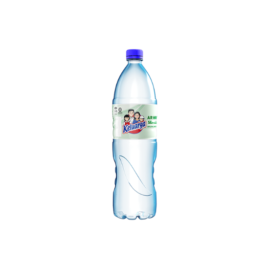 Picture of Cap Keluarga Mineral Water 1.5L