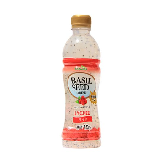 Picture of Cozzo Basil Seed Drinks– Lychee 350ML