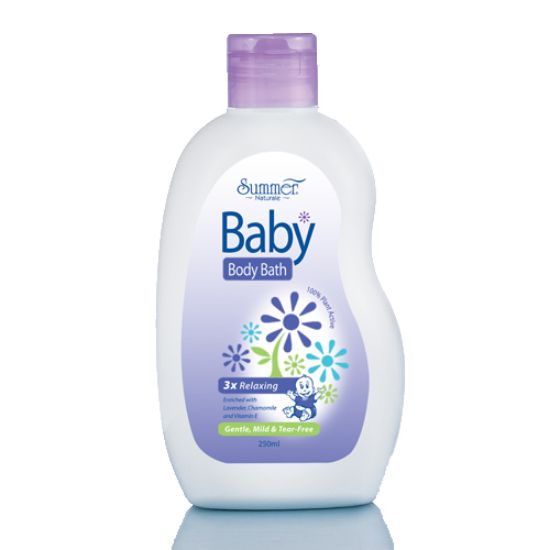 Picture of Summer Baby Bath - Relaxing 250Ml