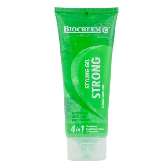 Picture of Biocreem Hair Gel - Strong 210Ml