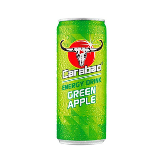 Picture of Carabao Energy Drink (Green Apple) 180ml