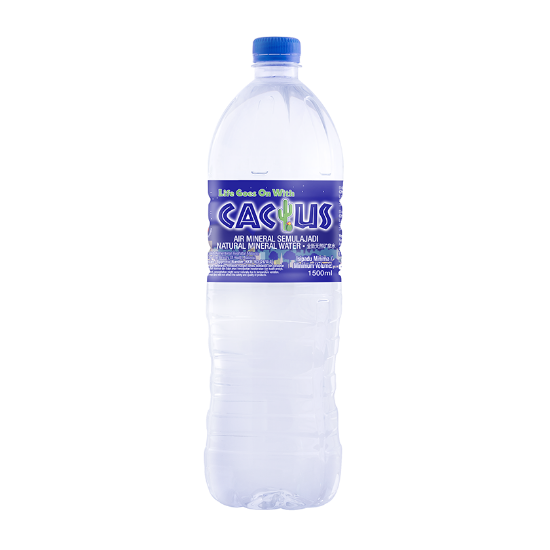 Picture of Cactus Mineral Water 1.5L