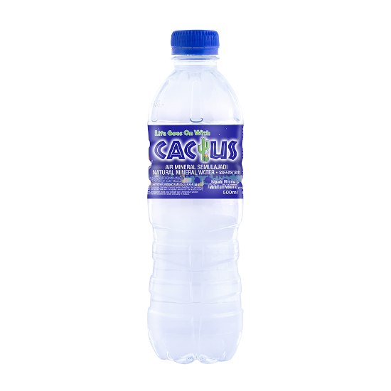 Picture of Cactus Mineral Water 500ML