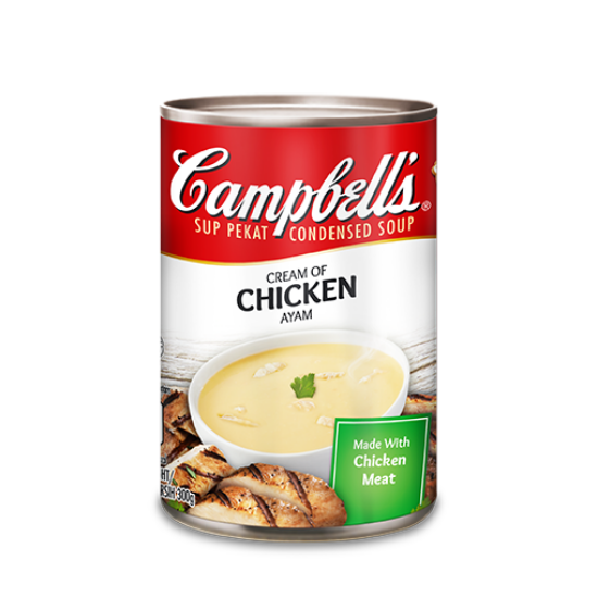 Picture of Campbell'S Can Cream Of Chicken 300G