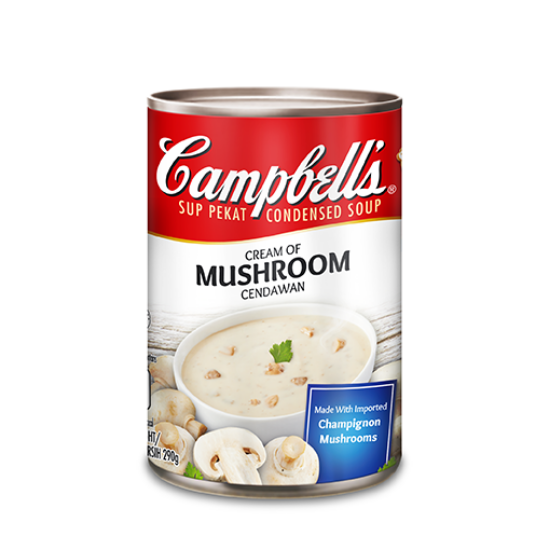 Picture of Campbell'S Can Cream Of Mushroom 290G
