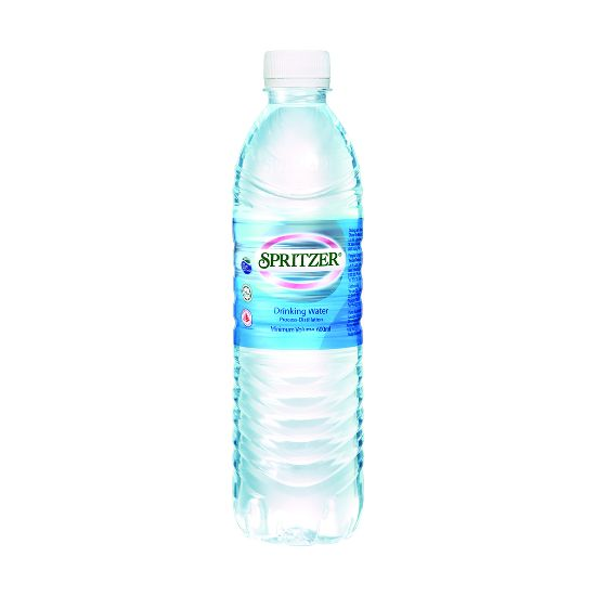 Picture of Spritzer Distilled Drinking Water 600ML
