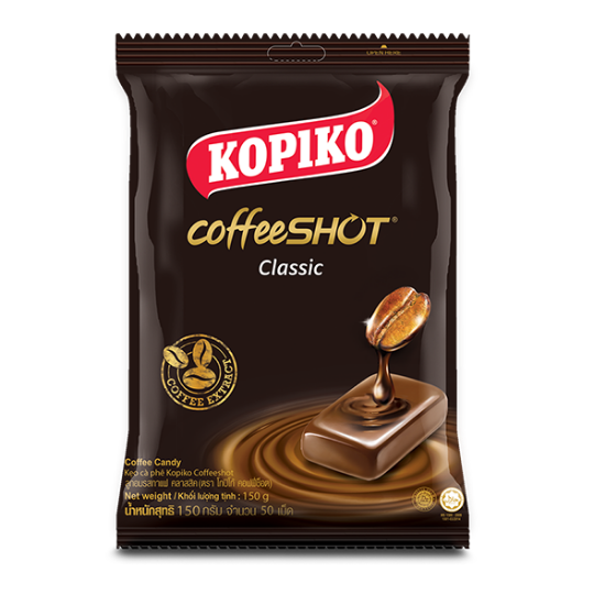 Picture of Kopiko Coffee Shot Candy 150G
